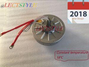 48V1850rpm2200W 3 Phasen-Platte Coreless Dauermagnetdrehstromgenerator