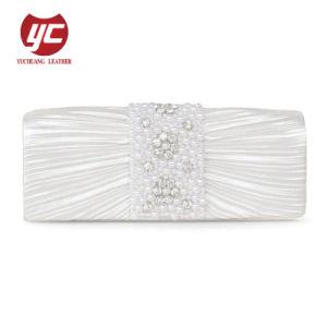 La conception populaire sac élégant Mesdames Parti perlé Crystal soir sac d'embrayage