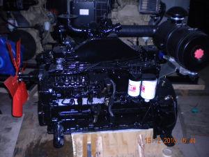 112kw de Dieselmotor 6BTA5.9-c van de Bouw van de Waterkoeling Cummins