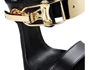 Nouvelle collection de sexe haut talon sandales
