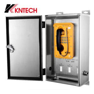 В бортовых системах автоматического набора телефонных Knsp-10 Промышленные телефон с помощью переключателя проблескового маячка