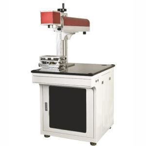 Het nieuwe van het Ontwerp van de Halfgeleider van de Laser het Merken/van de Gravure Kabinet van de Machine