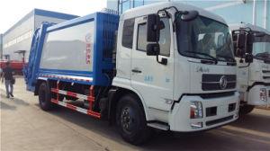 camion di compressione dell'immondizia di 8cbm 10cbm 12cbm
