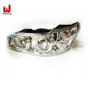 Yutong 4121-00067のためのバス予備品LEDのヘッドライトヘッドランプ