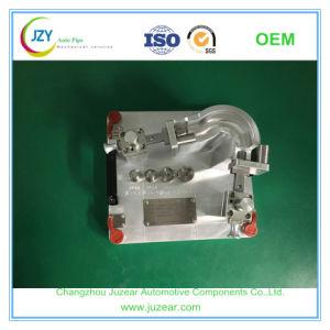 고무 호스를 위한 측정 공구를 가공하는 CNC
