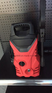 De maximum Wasmachine Try110s van de Hoge druk van /Electric van de Wasmachine van de Auto van de Hoge druk 1400W van de Druk 105bar Industriële Draagbare