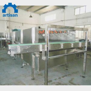 Bouteille de machine de stérilisation inversé Food & Beverage stérilisateur de stérilisation de pulvérisation