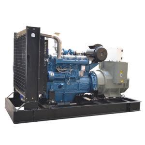 タイプ水を冷却されるか、または力または電気または産業175kwディーゼル発電機開きなさい