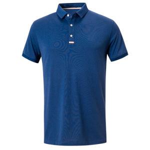 Os homens T-shirt de Verão da camisa casual elegante camisa Polo de Lazer