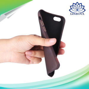 敏感な皮の接触感じのThermoinductionの携帯電話の箱
