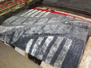 Personalizar Shaggy Soft Tufted duradera alfombra Shaggy alfombras para Salón