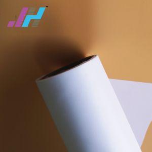 屋外の表示へのライトボックスを広告するための高級な紫外線印刷ポリエステル上塗を施してあるバックライトを当てられた織物