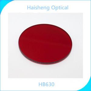 A HB630 Vidro óptico vermelho