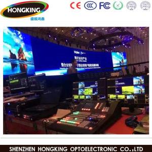 リフレッシュレート3840Hz HD P2.5 P3 P4フルカラーのLED表示を