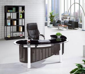Mesa ejecutiva de la tabla de la Oficina de vidrio Nuevo diseño ...