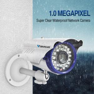 720 / 1080P для использования вне помещений Bullet беспроводной сети IP водонепроницаемая камера безопасности