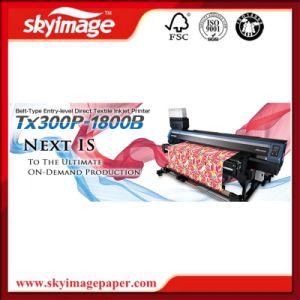 Ampio formato di Mimaki Tx300p-1800b 77  direttamente alla tessile Rotolare--Rotola la stampante