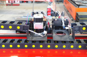 CNCの携帯用ガントリー血しょう炎のシート・メタルカッター