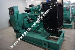 Des Cummins- Engine6bt5.9-g2 Dieselleiser Genset bester Preis energien-Generator-82kw