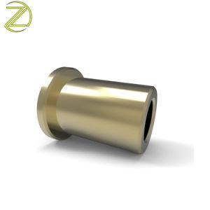 Il montaggio assiste il manicotto di rame del cilindro dell'accoppiamento dei distanziatori dell'acciaio inossidabile della vite di metallo della boccola di CNC