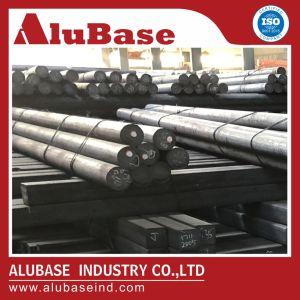 Q235B Aço macio, redondo de aço de baixo carbono/Barra de cátodo de aço plana