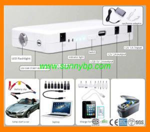 Banco de energía de emergencia portátil batería de coche para ir de arranque (SBP-JS-02)