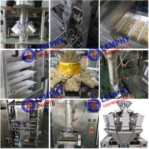 Macchina imballatrice multifunzionale di pesatura verticale automatica dell'alimento di sigillamento