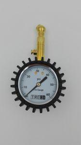 Mechanischer Gummireifen-Druckanzeiger des Radioapparat-4bar/60psi