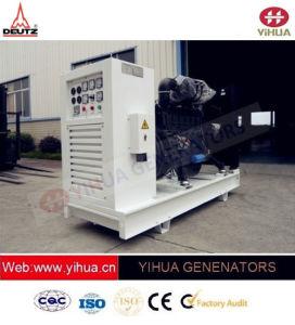 Wasser angeschaltener 120kw leiser Typ DieselmotorDeutz Diesel-Generator