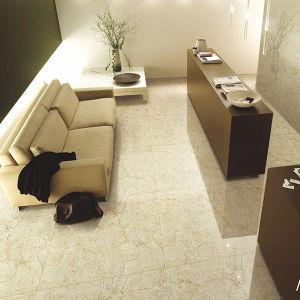 graniet van 600X600mm Foshan Inkjet verglaasde de Verglaasde Tegel van de Vloer van het Porselein