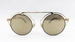 Metal de la Moda Gafas de sol EH1811