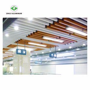 Hot Sale U-Shape Bande d'aluminium panneau de plafond pour le métro de la décoration