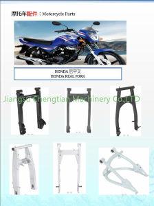 Motocicleta personalizada Manillar Horquilla trasera titular de la luz de LED Stand principal soporte de brazo lateral reposapiés el soporte trasero Honda/motocicleta Yamaha piezas de repuesto