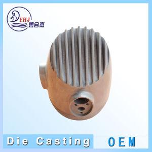 Сотрудников категории специалистов из алюминиевого сплава с изготовителями оборудования ADC12 светодиодного освещения деталей точное литье под давлением из Китая