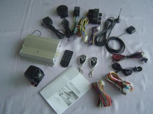 GPRS/GSM/GPS Vehicle Tracking System (118V)