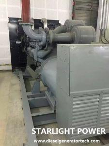 1650kw grote Macht die de Vastgestelde Diesel van de Motor Perkins Elektrische Stille Hete Verkoop van de Generator produceert