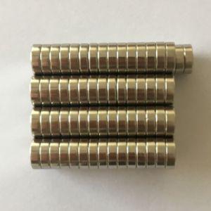 Magneet van het Neodymium van de Schijf van Neodimio N35 D10X3 de Super Sterke