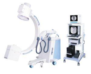 Bonne qualité HX112B Mobile C Bras machine médicale de rayons X