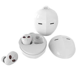 Produto novo Design alienígena 5.0 Auscultadores Tws com estojo de carregamento OEM Suporte UFO auriculares
