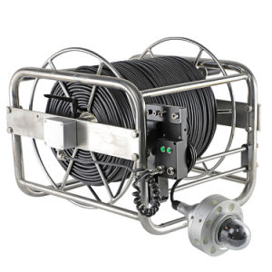 Gravador recentemente Segurança CCTV Câmara de inspecção para Waterwell de perfuração
