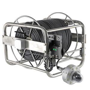 Nouvellement vidéo de sécurité CCTV Caméra d'inspection de forage pour Waterwell