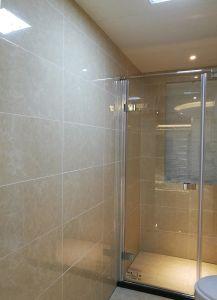 Sally1524-1 un cuarto de baño Camping prefabricados de acero Pod Pod ...