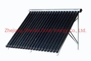 Rápido de alta eficiencia general Heat Pipe Collector con reflector CPC