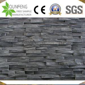 La cultura negra del panel de revestimiento de pared de piedra China Contabilidad de la pizarra