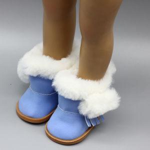 Filles Enfants Nourrissons Moelleux curseurs en fourrure synthétique Confortable Hiver Chaussons Chaussures