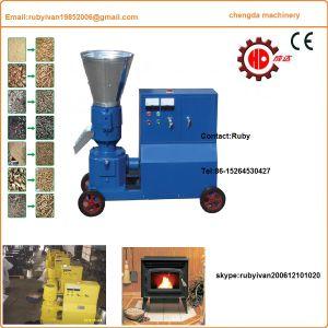 組み合わせ作動機の1000-1200kg/H供給または木餌の製造所