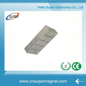 Мощный N45 неодимовый магнит блока цилиндров для продажи