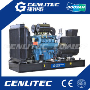 Corée Doosan Daewoo générateur diesel à partir de 58kVA à 750 kVA