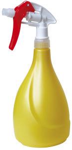 Mayorista de plástico de 500ml 1000ml botella de PE de la mano una presión La presión de aire Mist pulverizador de gatillo botella