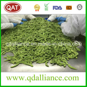 どれもフリーズされるIQF HACCP Brcの証明のGMOの大豆